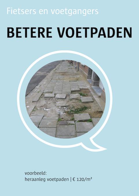 betere voetpaden