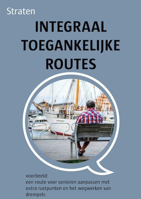 integraal toegankelijke routes