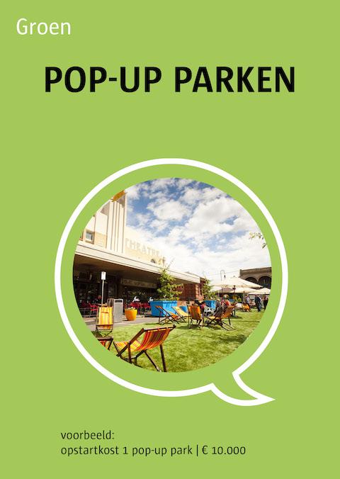 pop-up parken