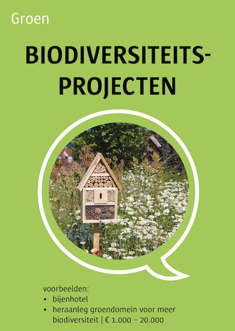 bio-diversiteitsprojecten