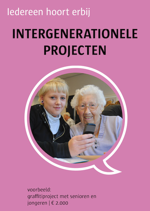 intergenerationele projecten