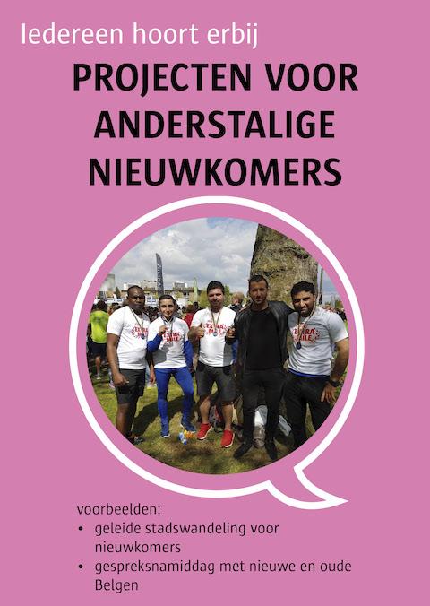 projecten voor anderstalige nieuwkomers