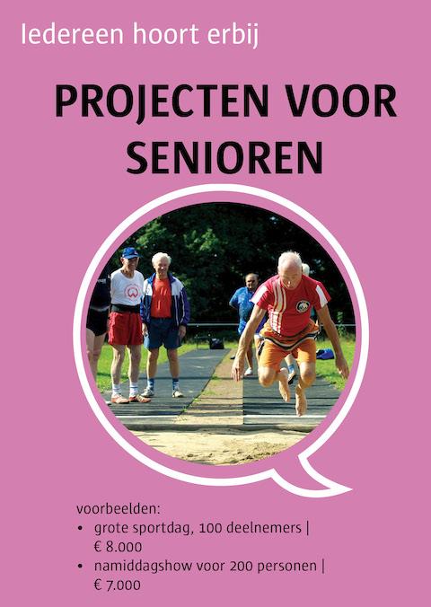 projecten voor senioren