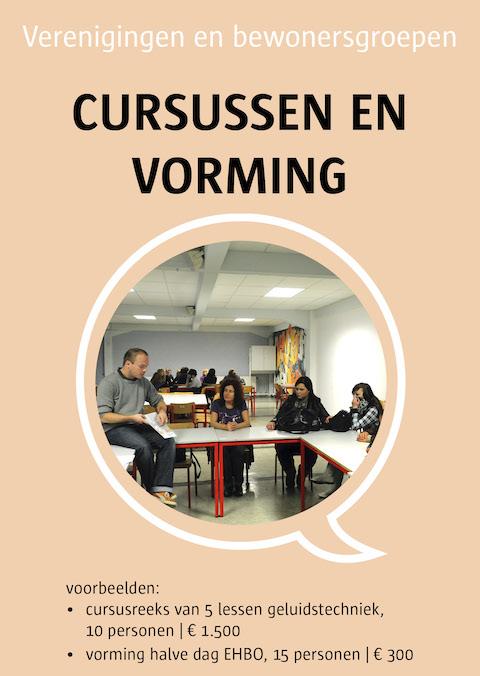 cursussen en vorming